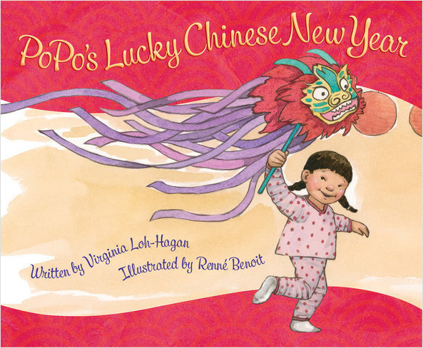 Cover: PoPo's Lucky Chinese New Year