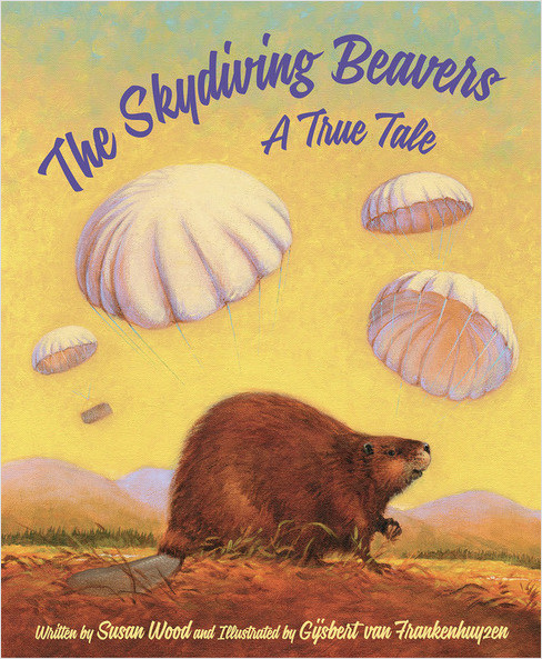 Cover: The Skydiving Beavers