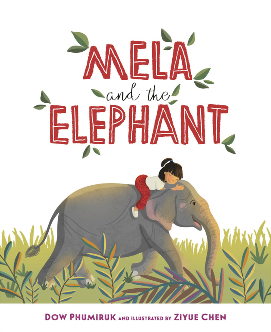 Cover: Mela and the Elephant