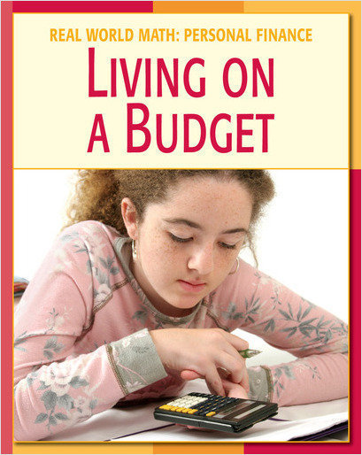 Cover: Living on a Budget