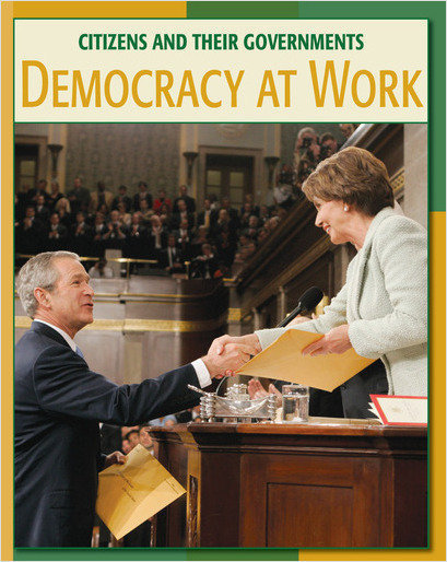 Cover: Democracy at Work