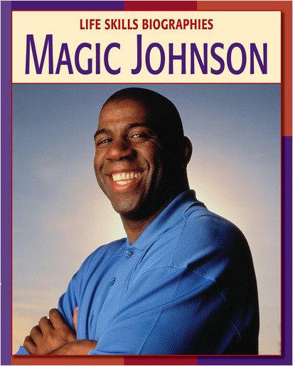 Cover: Magic Johnson