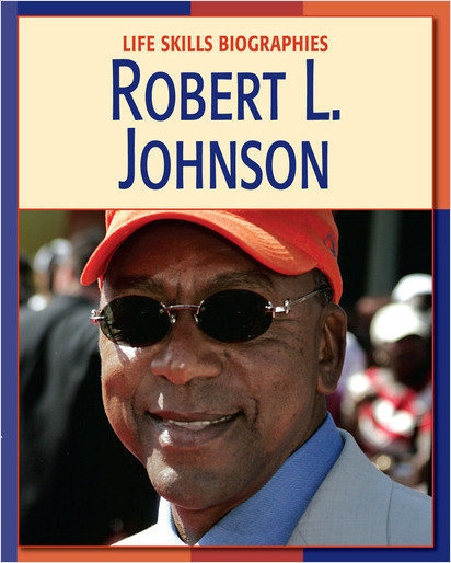 Cover: Robert L. Johnson