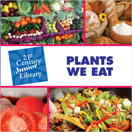 Cover: Plants We Eat