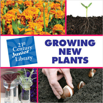 Cover: Growing New Plants