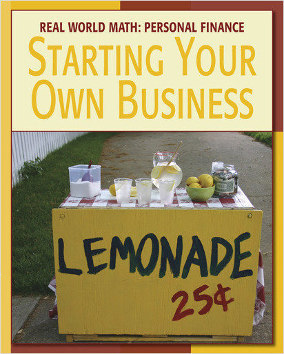 Cover: Starting Your Own Business