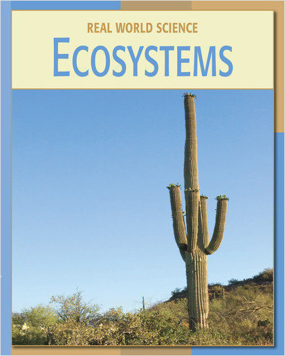 Cover: Ecosystems