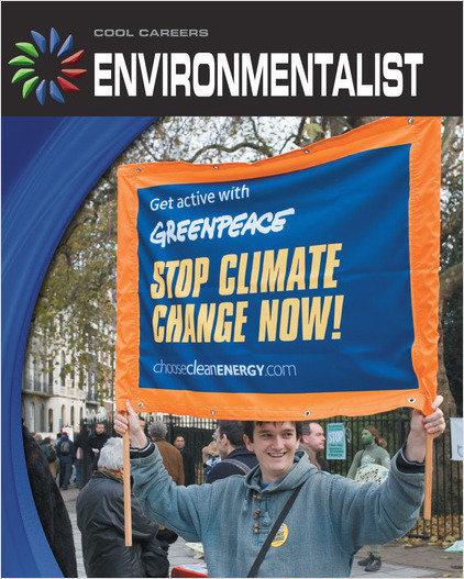 Cover: Environmentalist