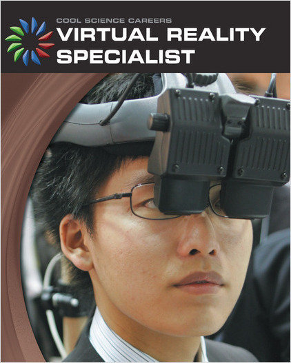 Cover: Virtual Reality Specialist