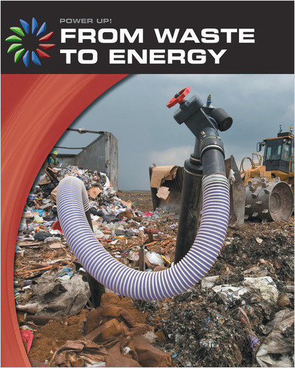 Cover: From Waste to Energy