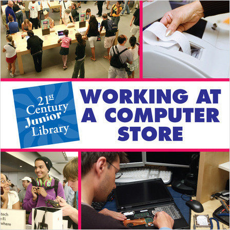 Cover: Working at a Computer Store