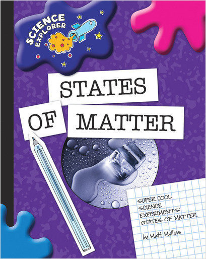 Cover: States of Matter
