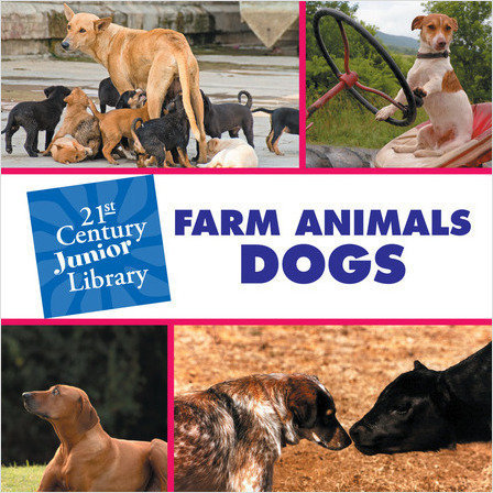Cover: Farm Animals: Dogs