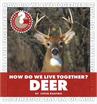 Cover: How Do We Live Together? Deer