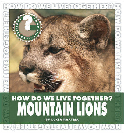 Cover: How Do We Live Together? Mountain Lions