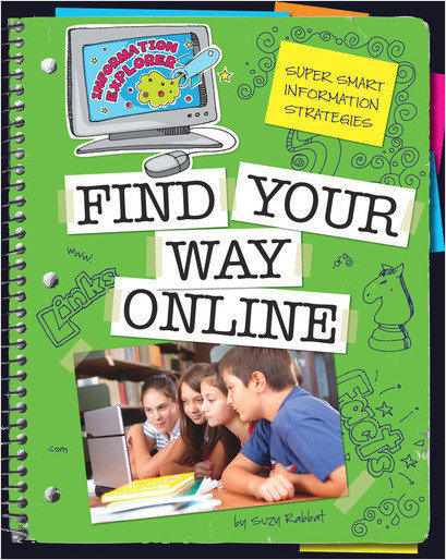 Cover: Find Your Way Online