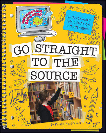 Cover: Go Straight to the Source