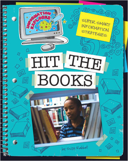 Cover: Hit the Books