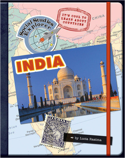 Cover: It's Cool to Learn About Countries: India