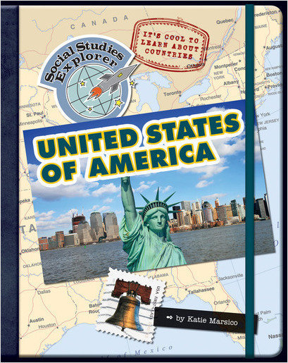 Cover: It's Cool to Learn About Countries: United States