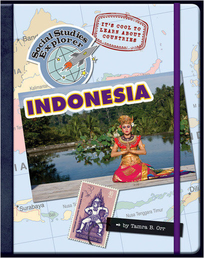 Cover: It's Cool to Learn About Countries: Indonesia