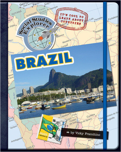 Cover: It's Cool to Learn About Countries: Brazil
