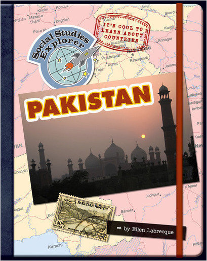 Cover: It's Cool to Learn About Countries: Pakistan