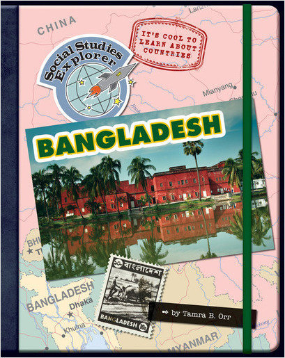 Cover: It's Cool to Learn About Countries: Bangladesh