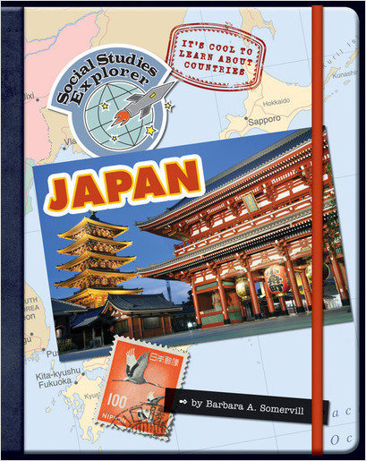 Cover: It's Cool to Learn About Countries: Japan