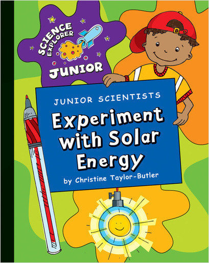 Cover: Junior Scientists: Experiment with Solar Energy