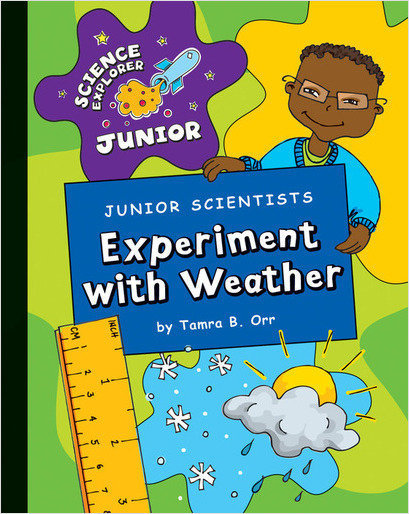 Cover: Junior Scientists: Experiment with Weather
