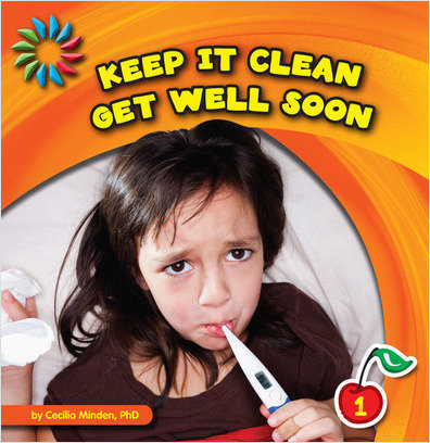 Cover: Keep It Clean: Get Well Soon