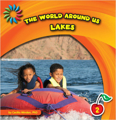 Cover: The World Around Us: Lakes