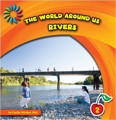 Cover: The World Around Us: Rivers
