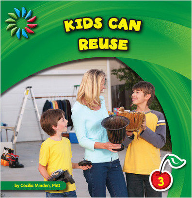 Cover: Kids Can Reuse
