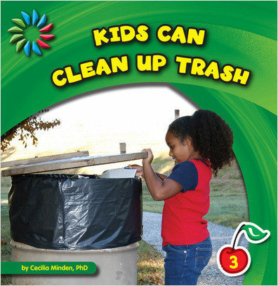 Cover: Kids Can Clean up Trash