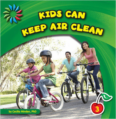Cover: Kids Can Keep Air Clean