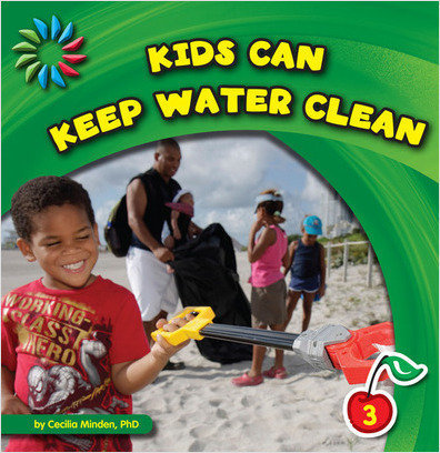 Cover: Kids Can Keep Water Clean