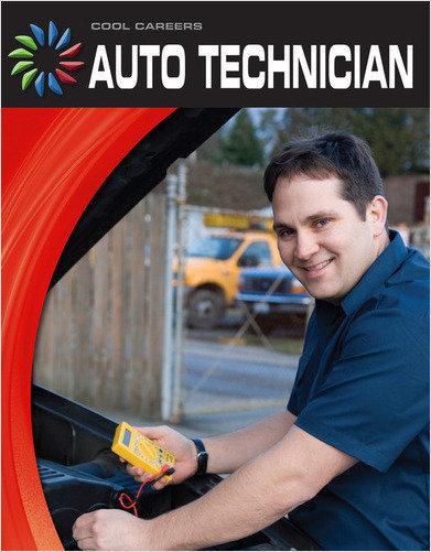 Cover: Auto Technician
