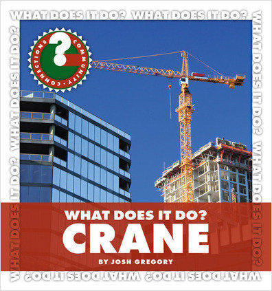 Cover: What Does It Do? Crane
