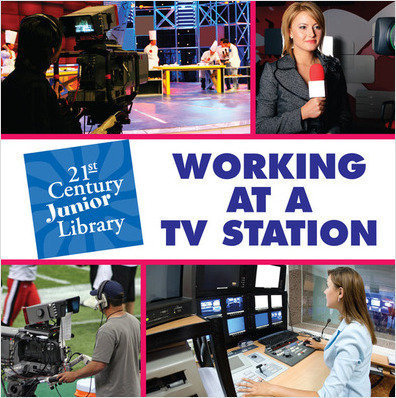 Cover: Working at a TV Station