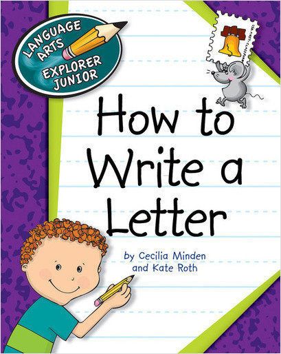 Cover: How to Write a Letter