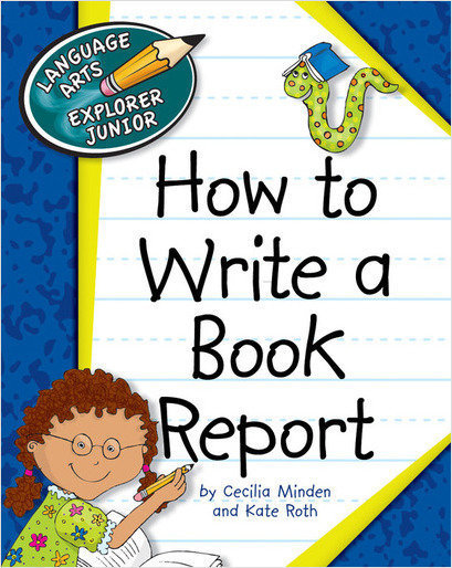 Cover: How to Write a Book Report