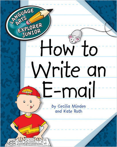 Cover: How to Write an E-mail