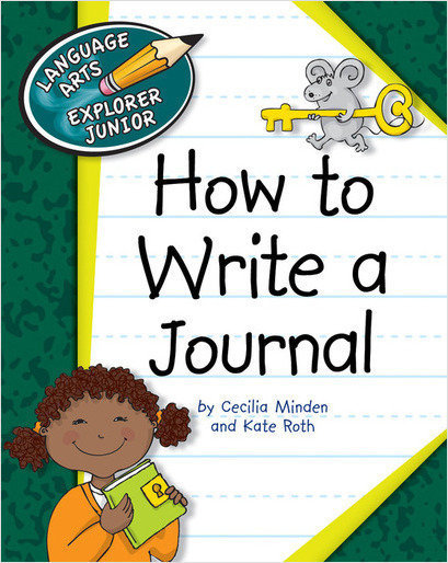 Cover: How to Write a Journal