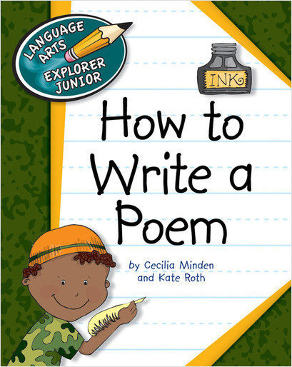 Cover: How to Write a Poem