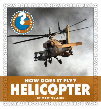 Cover: How Does It Fly? Helicopter