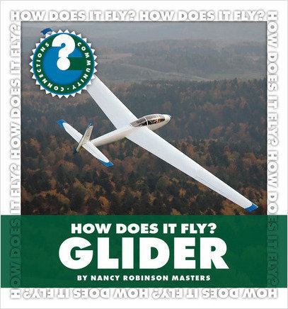 Cover: How Does It Fly? Glider