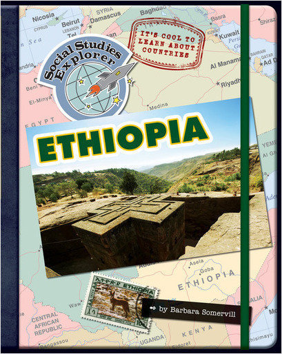 Cover: It's Cool to Learn About Countries: Ethiopia