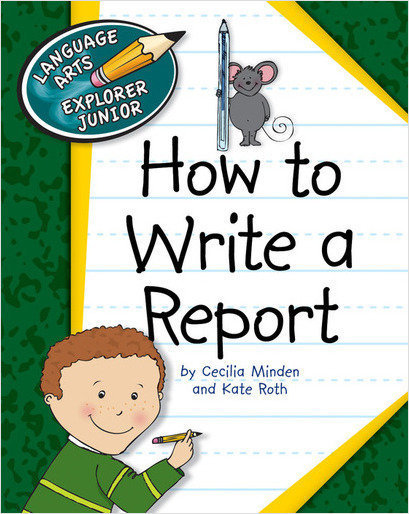 Cover: How to Write a Report